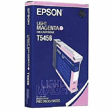 Epson T5456 Light Magenta Original Ink Cartridge