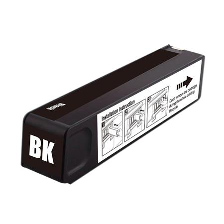 HP 970XL Black Remanufactured High Capacity Ink Cartridge (CN625AM)
