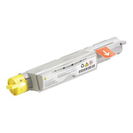 Compatible Yellow Dell 310-7895 High Capacity Toner Cartridge