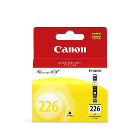 Canon CLI-226 (4549B001AA) Yellow Original Ink Cartridge