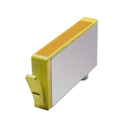 HP 564XL Yellow Remanufactured High Capacity Inkjet Cartridge (CN687WN)