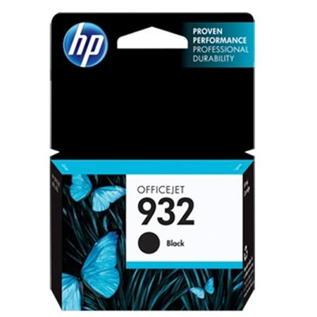 HP 932 Black Original Standard Capacity Ink Cartridge (CN057AN)