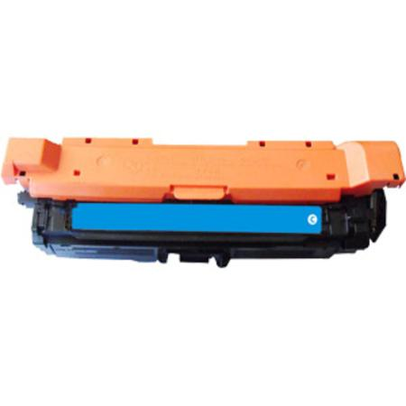 HP 648A (CE261A) Cyan Remanufactured Laser Toner Cartridge