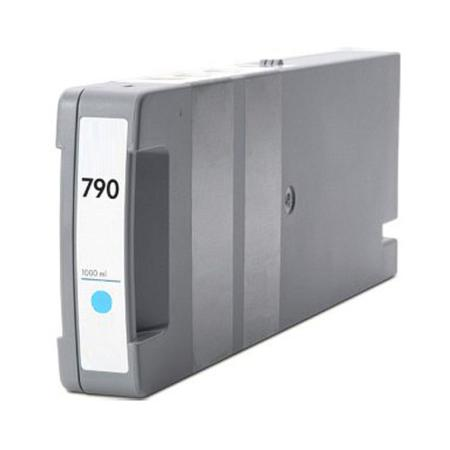 HP 790 Cyan Remanufactured Ink Cartridge (CB272A)