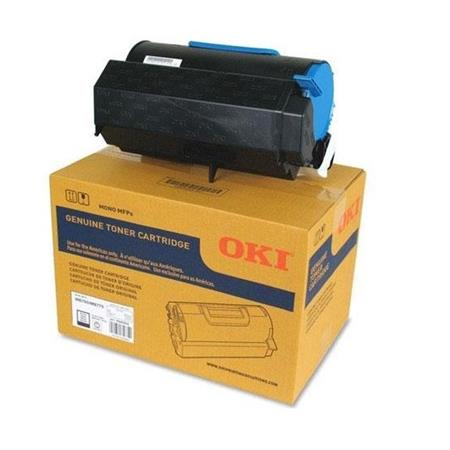OKI 45460508 Black Original Standard Capacity Toner Cartridge