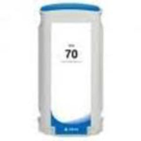 Compatible Blue HP 70 Ink Cartridge (Replaces HP C9458A)