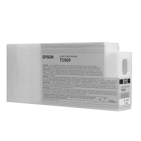 Compatible Light Black Epson T5969 Ink Cartridge (Replaces Epson T596900)