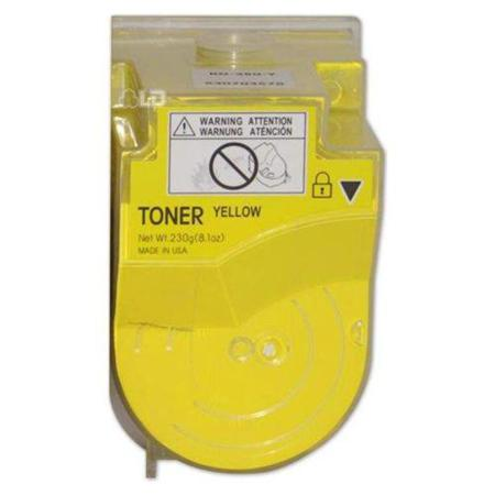 Compatible Yellow Konica Minolta 4053-501 Toner Cartridge