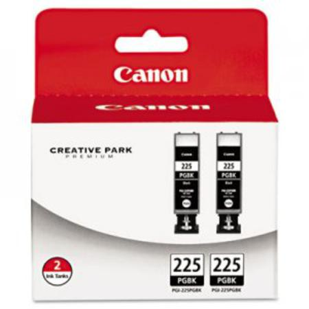 Canon PGI-225 Original Pigment Black Twin Pack