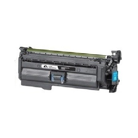 Compatible Cyan HP 653A Toner Cartridge (Replaces HP CF321A)
