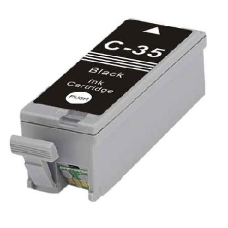 Canon PGI-35 Remanufactured Black Ink Cartridge