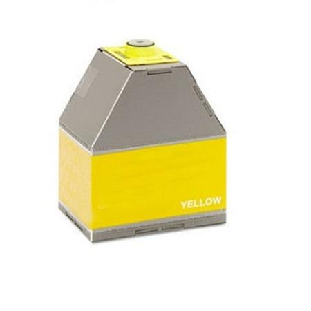 Compatible Yellow Gestetner 89901/Type P1/P2 Toner Cartridge