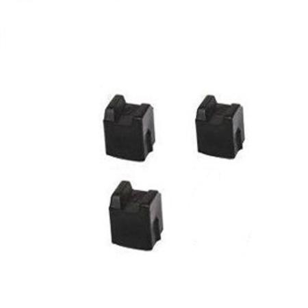 Compatible Black Xerox 108R00726 Solid Ink Cartridge - Pack of 6 (USA Made)