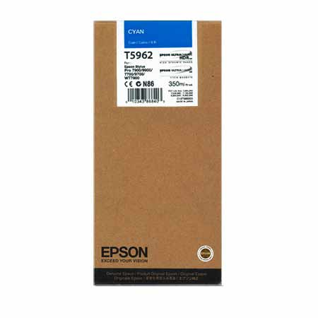 Epson T5962 Cyan Original Ink Cartridge