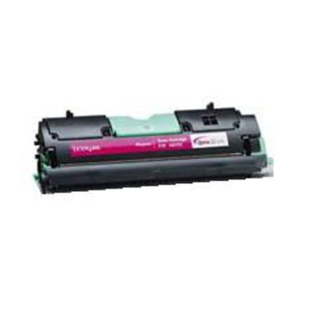 Lexmark 1361753 Remanufactured Magenta Toner Cartridge