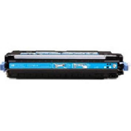 HP Color LaserJet Q7561A Cyan Remanufactured Print Toner Cartridge