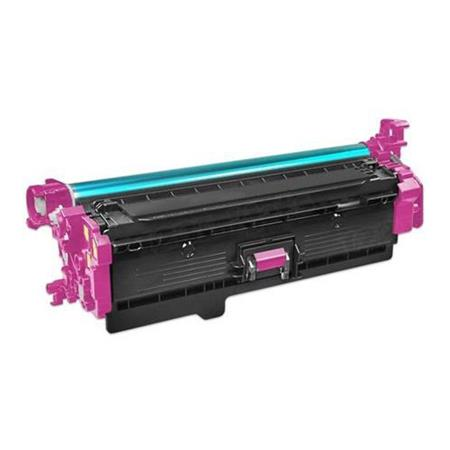 Compatible Magenta HP 508X High Yield Toner Cartridge (Replaces HP CF363X)