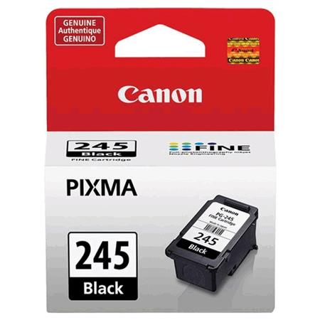 Canon PG-245 Black Original Standard Capacity Ink Cartridge