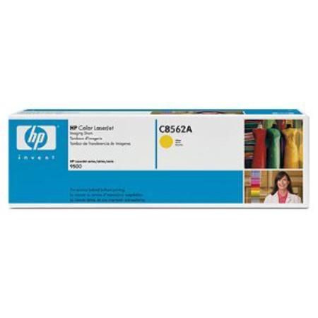 HP Color LaserJet C8562A Yellow Original Imaging Drum