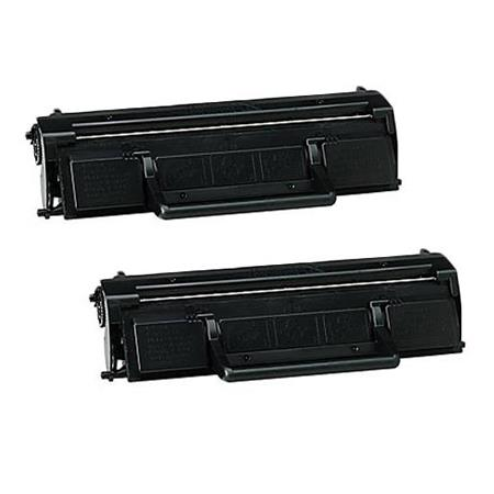 339473 Black Remanufactured Toner Cartridge Twin Pack