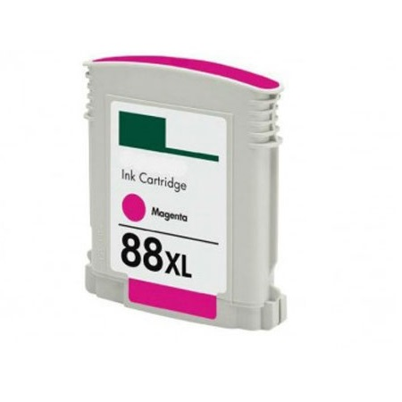 HP 88XL Large Magenta Remanufactured Ink Cartridge (C9392AN)