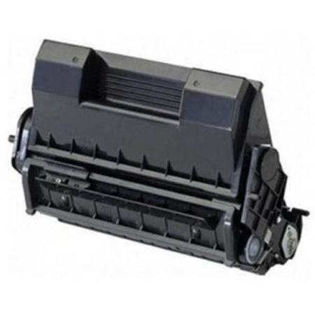 Compatible Black Oki 52114502 Micr High Yield Toner Cartridge
