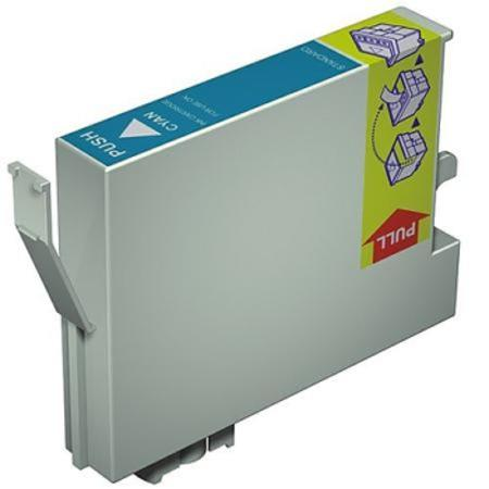 Epson T0562 (T056220) Cyan Remanufactured Ink Cartridge