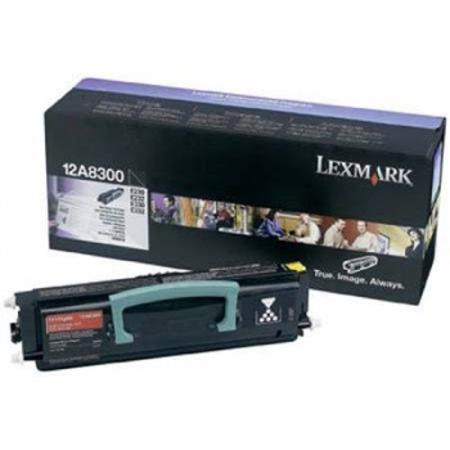 Lexmark 12A8300 Original Black Standard Cartridge