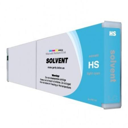Compatible Light Cyan Mimaki ES3LC Eco-Solvent Ink Cartridge