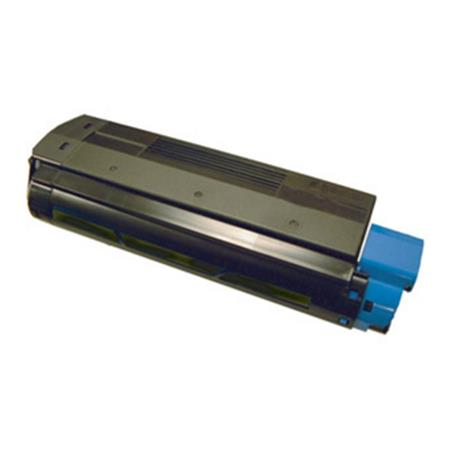 OKI 43034803 Remanufactured Cyan Toner Cartridge MS