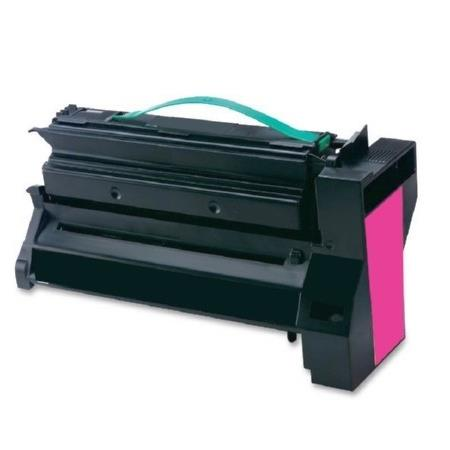 Compatible Magenta Lexmark X792X2MG Extra High Yield Toner Cartridge