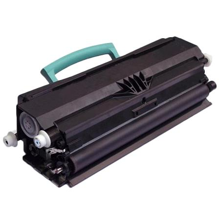 Lexmark E460X11A (E460X21A) Black Remanufactured Toner Cartridge