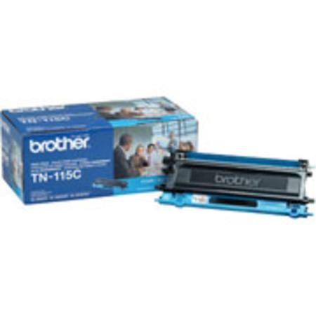 Brother TN115C Original Cyan High Capacity Laser Toner Cartridge