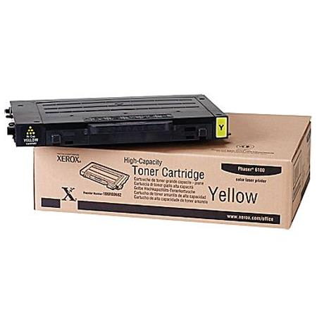 Xerox 106R00682 Yellow Original High Capacity Toner Cartridge