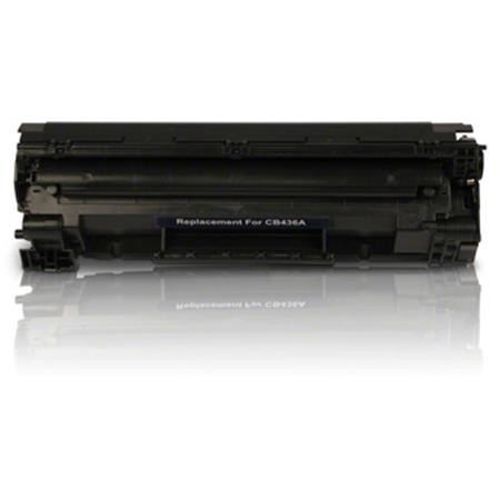 HP 36A (CB436A) Black Remanufactured Micr Toner Cartridge