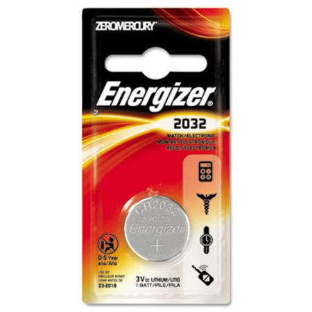 Eveready Energizer Coin Cell Battery 1/Each