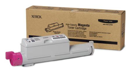 Xerox 106R01219 Magenta Original High Capacity Toner Cartridge