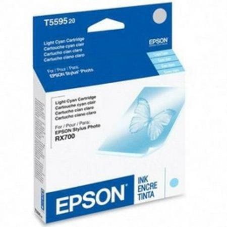 Epson T5595 (T559520) Original Light Cyan Cartridge