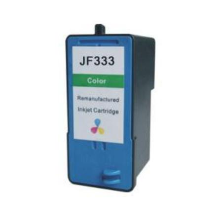 Dell JF333 Remanufactured Color Standard Yield Inkjet Cartridge