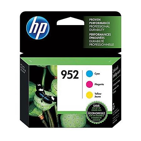 HP 952 (N9K27AN) Color Original Standard Capacity Multipack