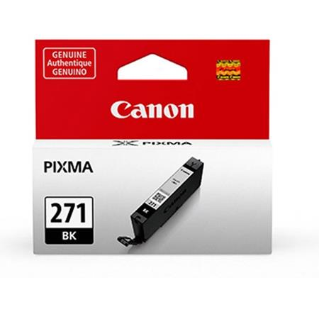 Canon CLI-271BK Black Original Standard Capacity Ink Cartridge