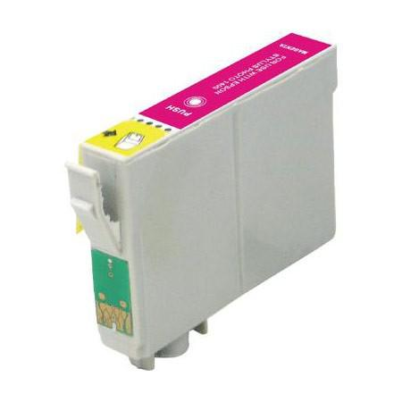 Epson T0553 (T055320) Magenta Remanufactured Ink Cartridge (High Capacity)