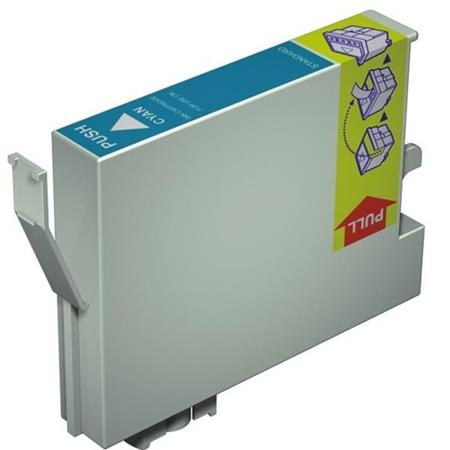 Compatible Cyan Epson T0492 Ink Cartridge (Replaces Epson T049220)