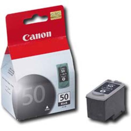 Canon PG-50 Black High Capacity Original Cartridge