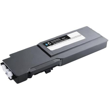 Compatible Cyan Dell 331-8432 Extra High Capacity Toner Cartridge