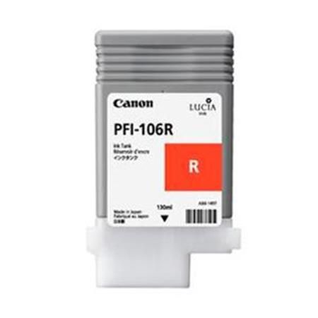 Canon PFI-106R (6627B001AA) Red Original Ink Cartridge