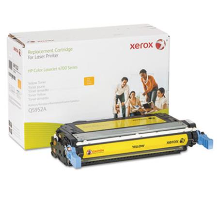 Xerox Premium Replacement Yellow Toner Cartridge for HP 643A (Q5952A)