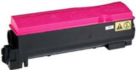 Kyocera TK-542M Remanufactured Magenta Toner Cartridge