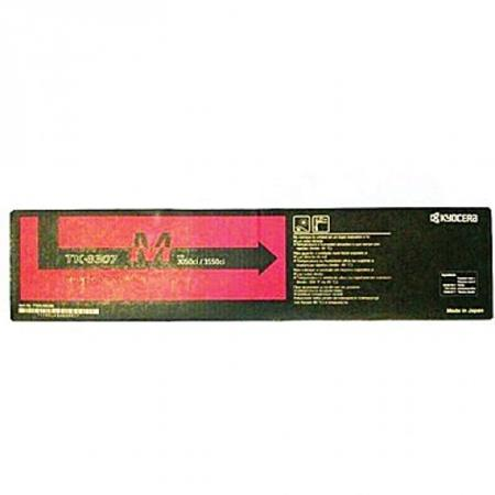 Kyocera Mita TK-8307M Magenta Original High Capacity Toner Cartridge
