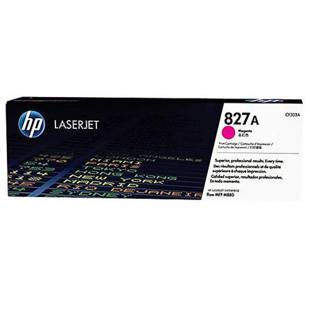 HP 827A Magenta Original Toner Cartridge (CF303A)